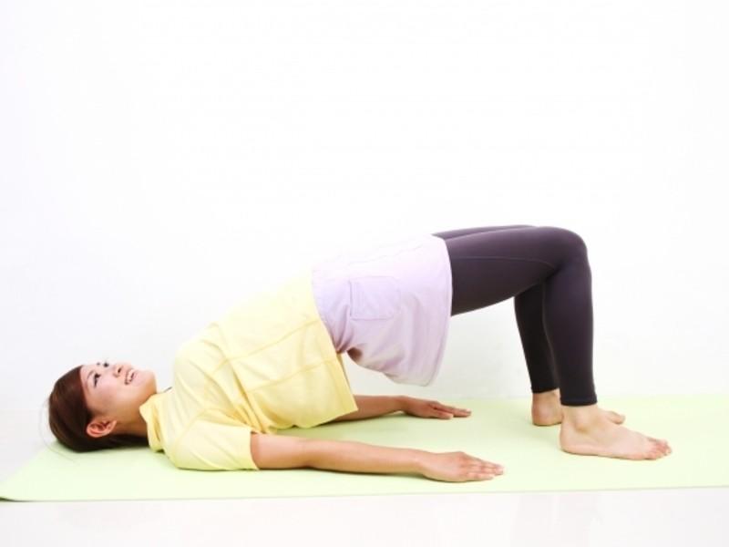 【姿勢改善ヨガ】骨盤調整や体の歪みを修正して美しい自分に!の画像