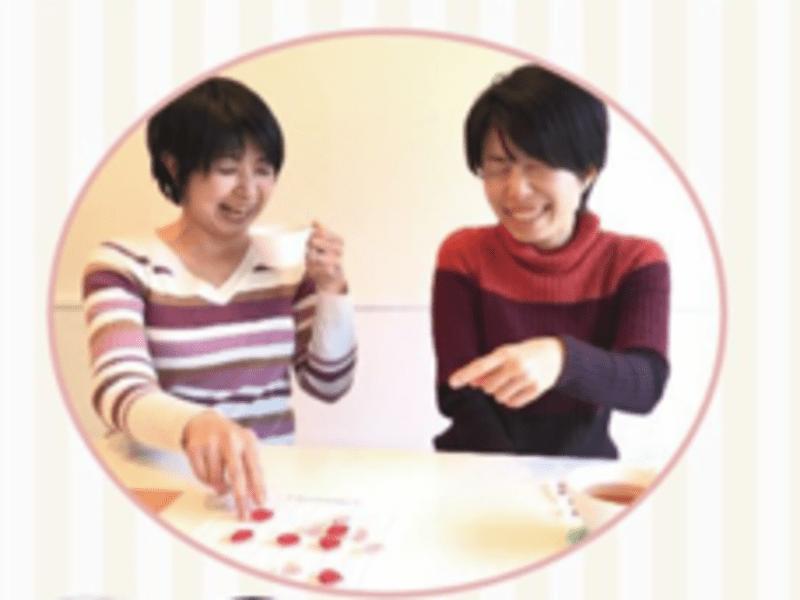 【古民家カフェで学ぶ】はじめての囲碁ガール体験の画像