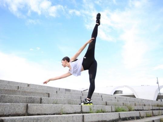 【ダンス基礎トレーニング】〜ダンスのための〜お家で気軽にバレエ基礎の画像