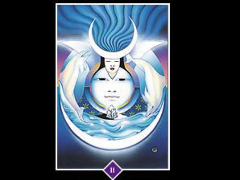 OSHO禅タロットと共に〜 ミスティックフラワー ZOOM瞑想会の画像