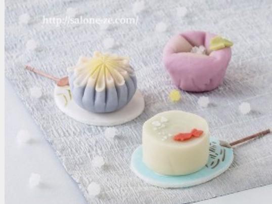人に教える☆ 和菓子の資格取得コースの画像