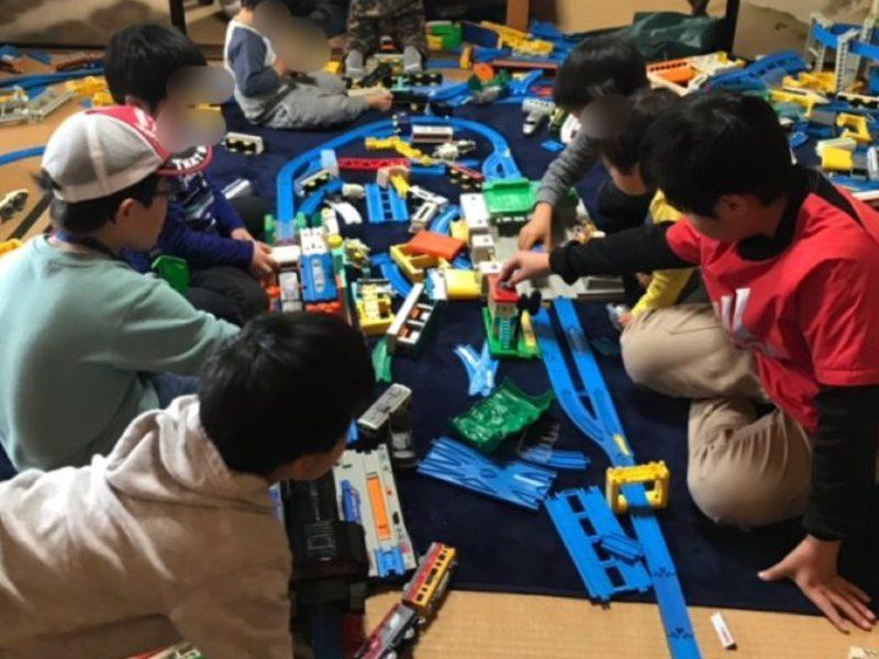 【日曜】小学生の鉄道ファンあつまれー!「鉄道検定」の対策勉強会の画像