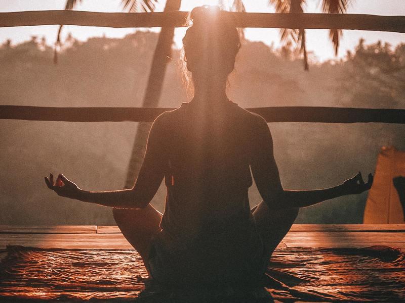 筋膜リリースとYin Yogaの画像