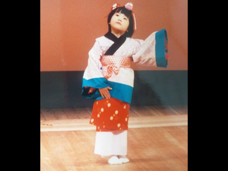 お子様向け 簡単!楽しく日本舞踊 マンツーマンの画像