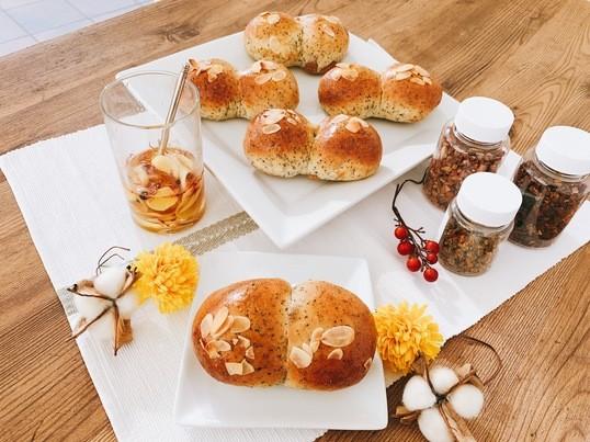 国際薬膳師に学ぶ!【冬の薬膳】チャイクリームパン&温活シロップ の画像