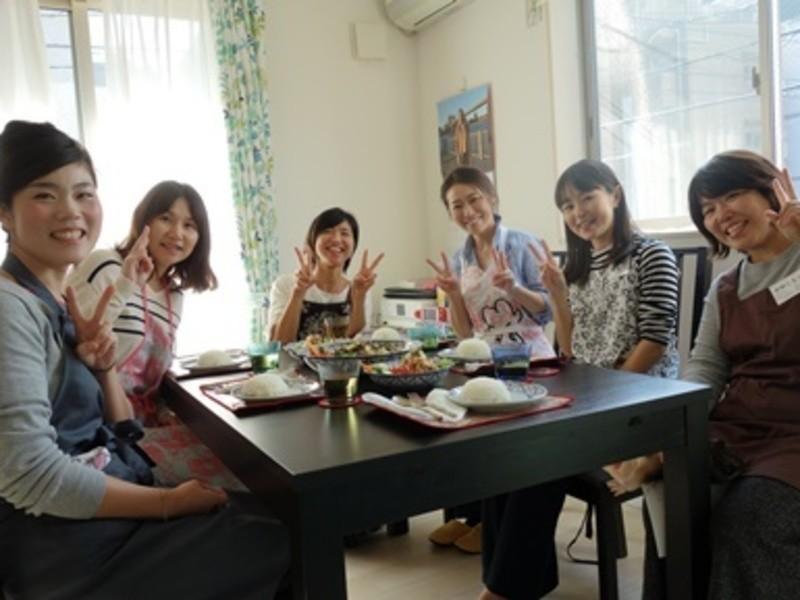お子様連れでタイ料理を学んじゃおう!子連れタイ料理教室の画像