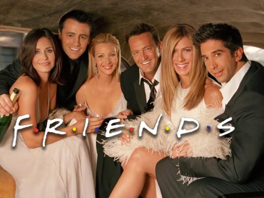 英語はテレビドラマから学べ! Friends-de-英会話の画像