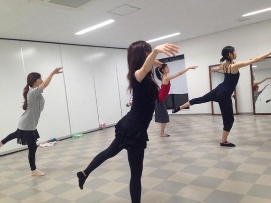 初めてのバレエレッスン♪体験1000円!at 二子新地の画像