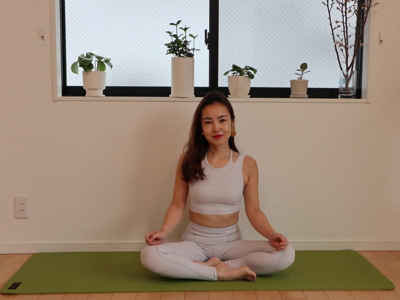 【女性限定】翌日最高の一日にする為のナイトルーティーン瞑想&ヨガ♡の画像
