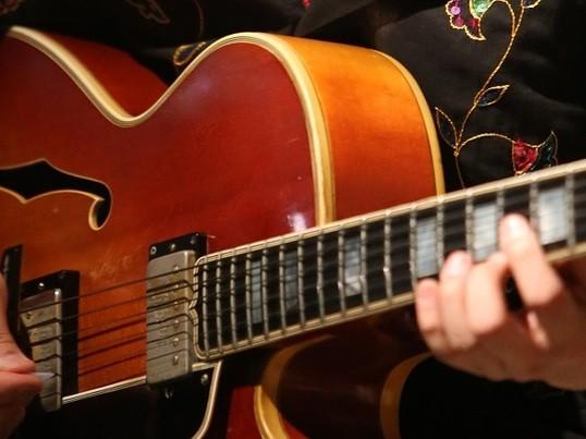 ジャズギター60分一本勝負!初心者から経験者まで目から鱗の60分の画像