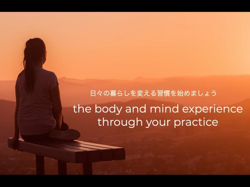 – 基礎から学ぶ賢いヨガ – 日本語&Englishの画像