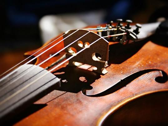 手ぶらで参加OK!吉祥寺ではじめてのバイオリン♪の画像