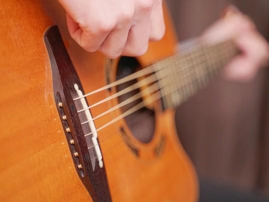 0から学べるギターレッスン!隙間時間にご自宅で気軽に楽しくの画像