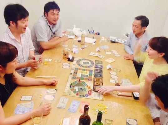 成功しない理由を遊びで理解♩鎌倉古民家で7つの習慣ボードゲームの画像
