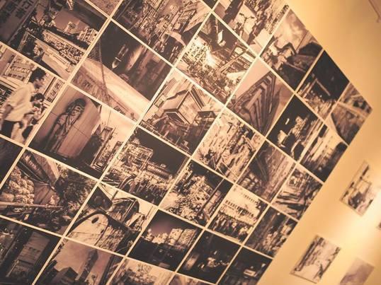 ♬根津の路地裏☆ギャラリーで写真展を開こう!《写真家デビュー》の画像