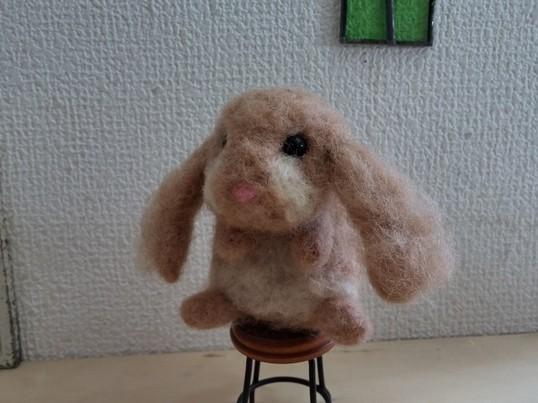羊毛フェルトで手のひらサイズのアニマルマスコットを作ろう!の画像