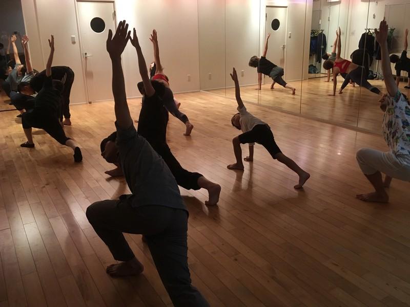 踊りましょう!!!劇団四季出身ダンサーが丁寧に教えるダンス!!!の画像