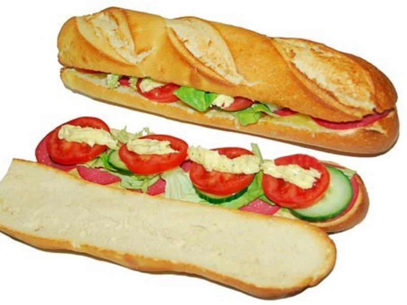 バゲットを焼こう❌焼きたてサンドイッチ!〜かなり贅沢なパン作りの会の画像