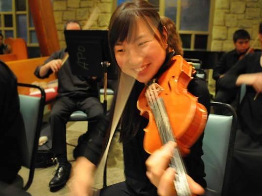 バイオリン始めてみよう!の画像
