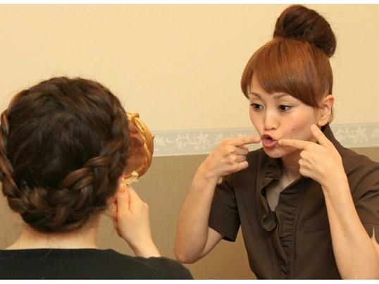 キレイを磨く顔ヨガレッスンの画像