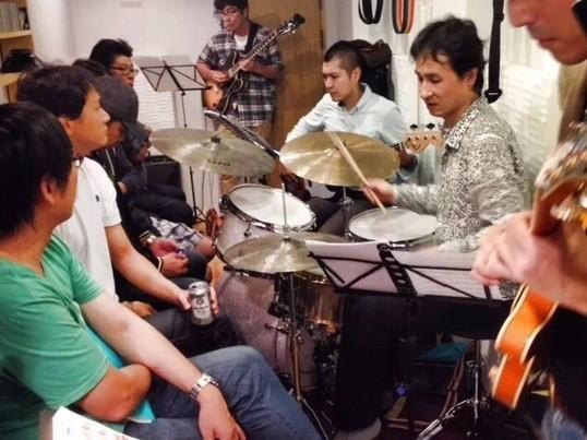 マンツーマンJazz&Funk guitar (初心者〜上級)の画像