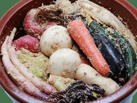 自然栽培米のぬかを使って『ぬか床作り!』の画像