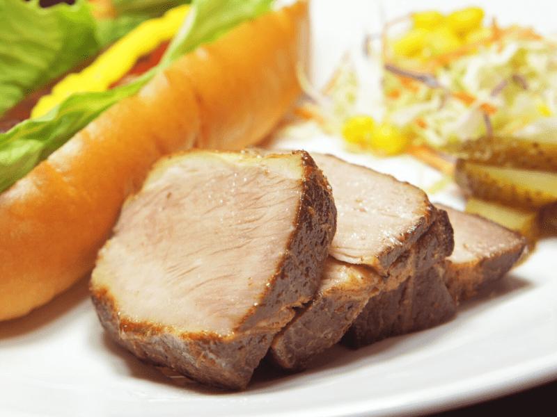 【自宅でできる燻製料理:お料理編②】焼豚、醤油、燻製卵かけご飯の画像