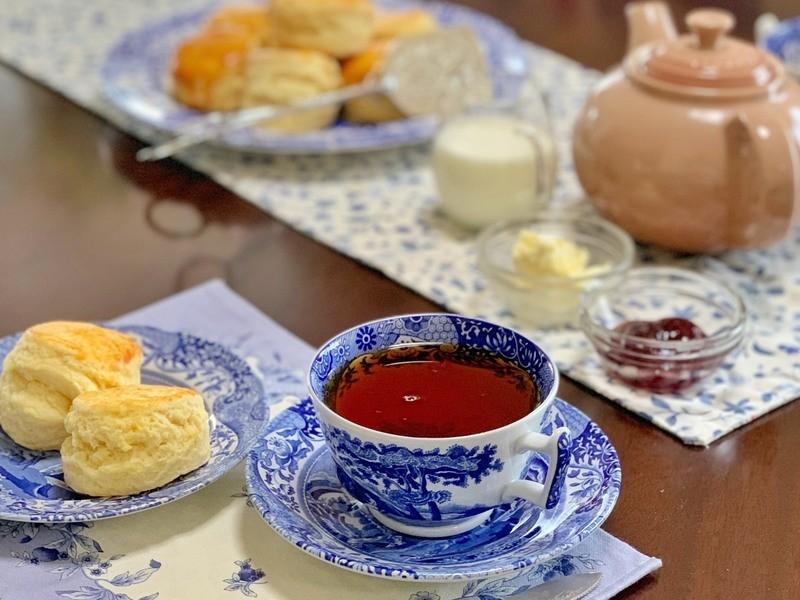 自宅でおいしい紅茶!紅茶のいれ方&楽しみ方講座の画像