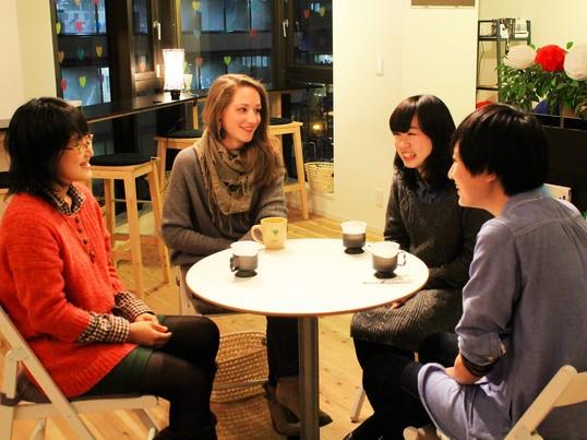 【朝活】英会話カフェ コーヒーを片手にフリートークの画像