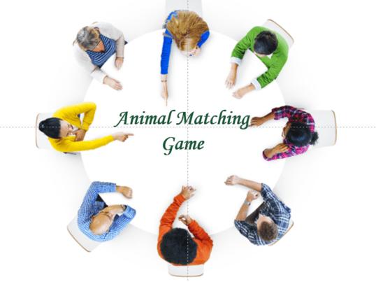 《アニマルマッチングゲーム》 ファシリテーター養成講座の画像