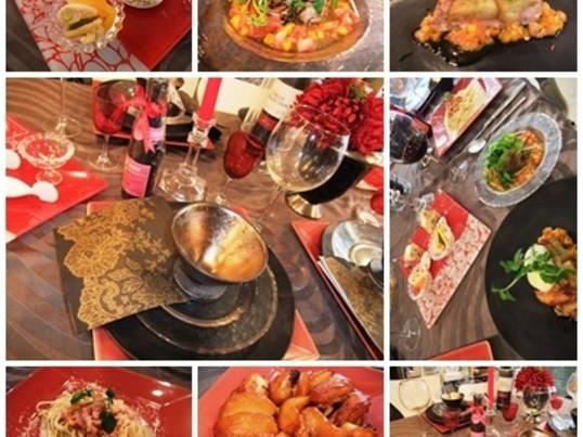 ボジョレーヌーボーを楽しむおもてなし料理を習う!の画像