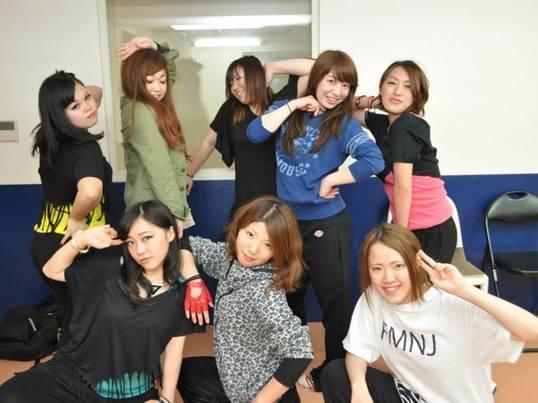 新規メンバー募集!ダンス初心者用-社会人ダンスレッスンの画像
