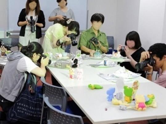 夏SP☆カメラの基礎が全部わかる!Mや・ボカシのコツ@博物館で実践の画像