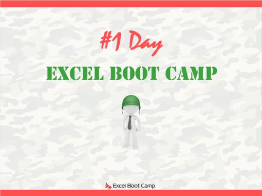 エクセル「超」時短スキル特訓キャンプの画像