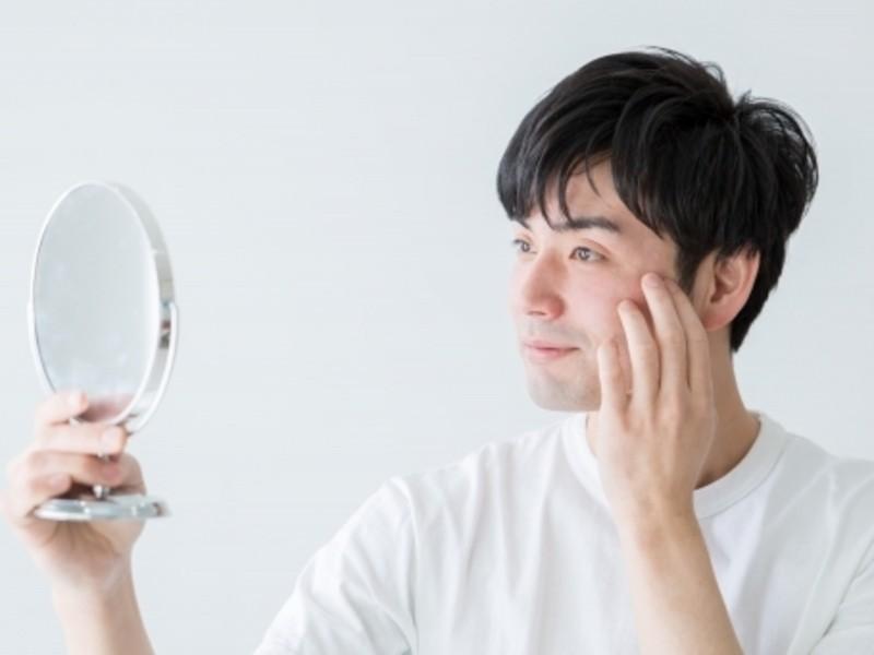 男子講座「素敵な印象を与える笑顔を作る」呼吸洗顔レッスン の画像
