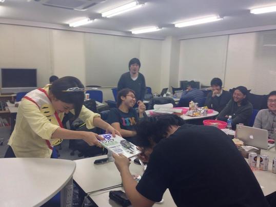 githubで学ぶgit勉強会の画像