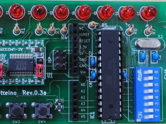 電子工作入門 - Arduinoプログラミング編の画像