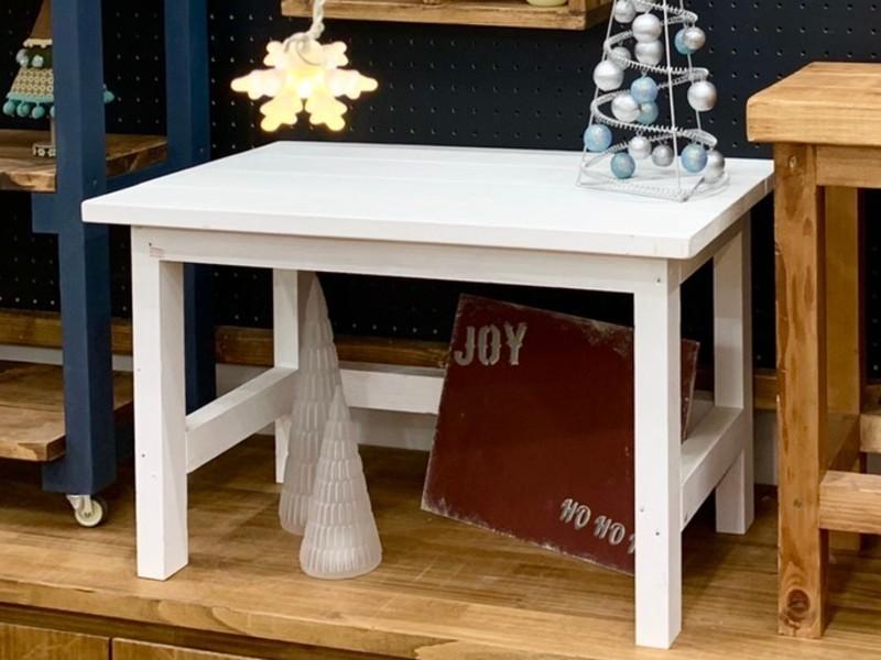 基本のテーブルの作り方をマスター♪ ミニテーブルをDIY!の画像
