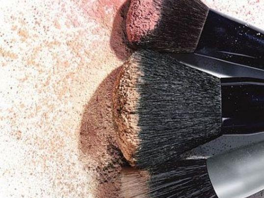 美肌&美眉のメイクレッスン+セルフフェイスリンパマッサージレッスンの画像