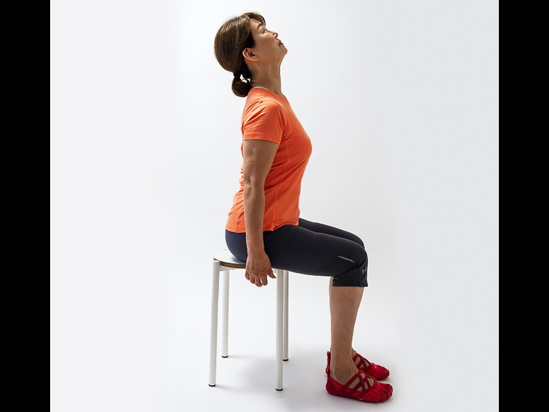 歪みの無い美しい姿勢・痛み知らずのボディを作る運動の画像