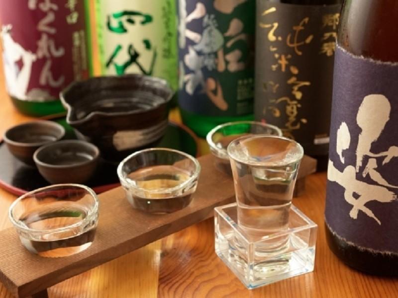 はじめての日本酒入門|お酒屋さんの日本酒の楽しみ方・選び方教室の画像