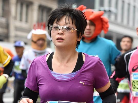 東京マラソン2017に当選!中小企業診断士のマーケティング手法の画像
