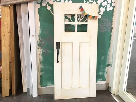 ディスプレイ用アンティーク風ドアを作ろうの画像