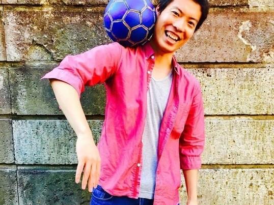 【初心者必見】フリースタイルフットボールプライベートレッスン!の画像