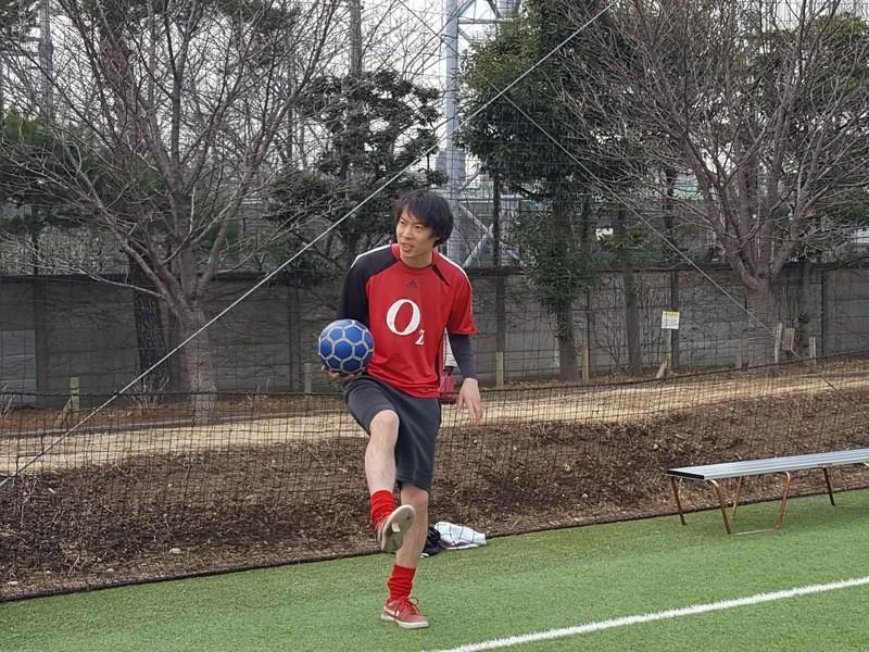 【初心者向け】サッカー・フットサルで使える!パス&トラップ基礎練!の画像