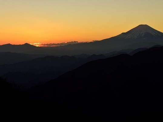 ダイヤモンド富士と夜景撮影ツアー…第二弾!の画像