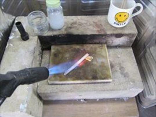 地金からヒラウチリング製作しよう!の画像