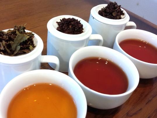 カフェで学ぶ♪ 紅茶専門店の紅茶教室 お土産付きの画像
