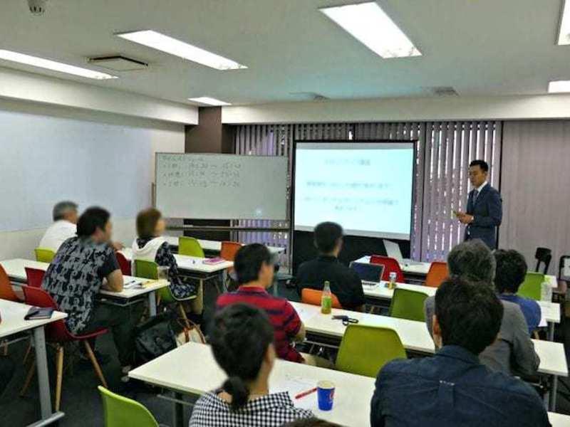 大阪市で2泊3日の民泊が始まる前に合法民泊に備える1日集中セミナーの画像