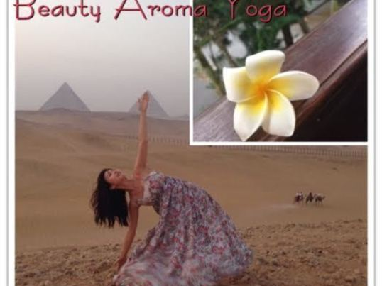 Beauty Aroma Yoga で ハタヨガ Refreshの画像